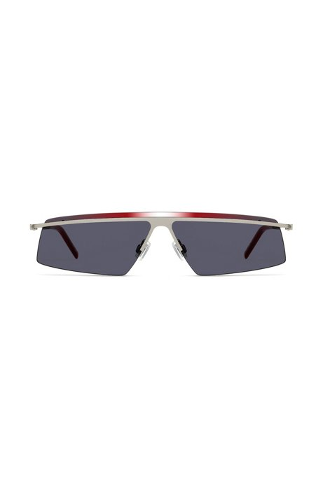 Statement sunglasses with super-thin temples, Assorted-Pre-Pack