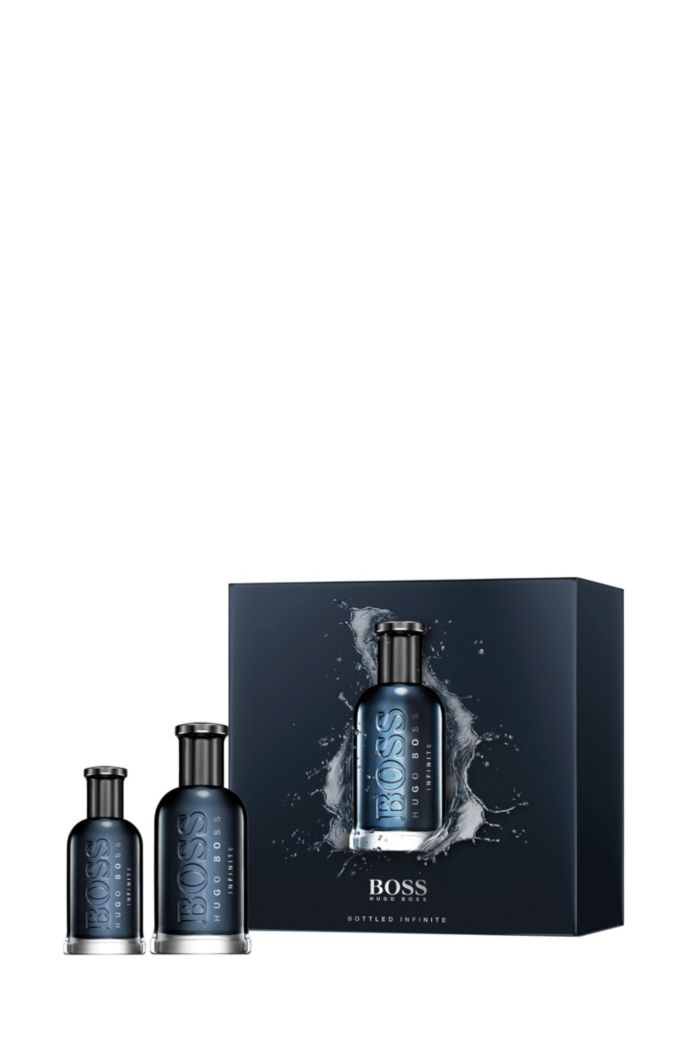 BOSS Bottled Infinite eau de toilette gift set