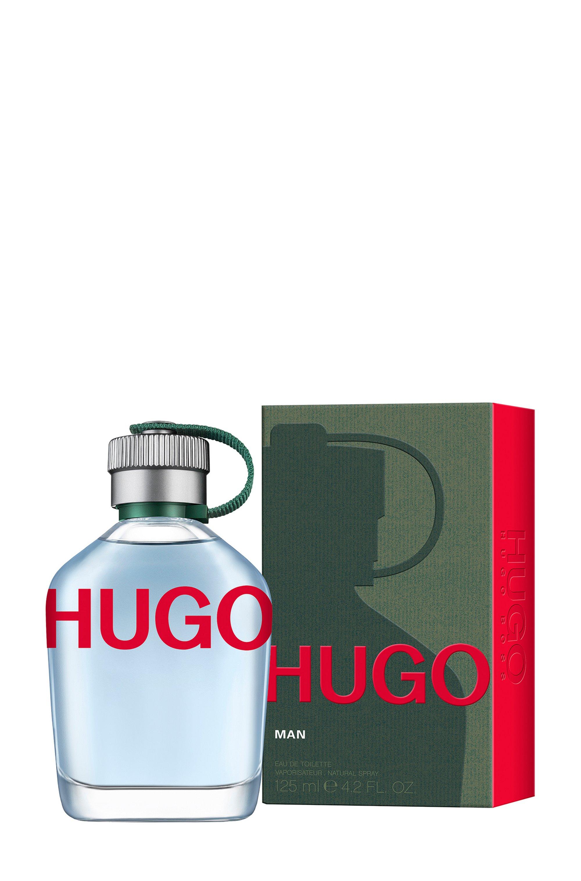 HUGO Man eau de toilette 125ml, Assorted-Pre-Pack