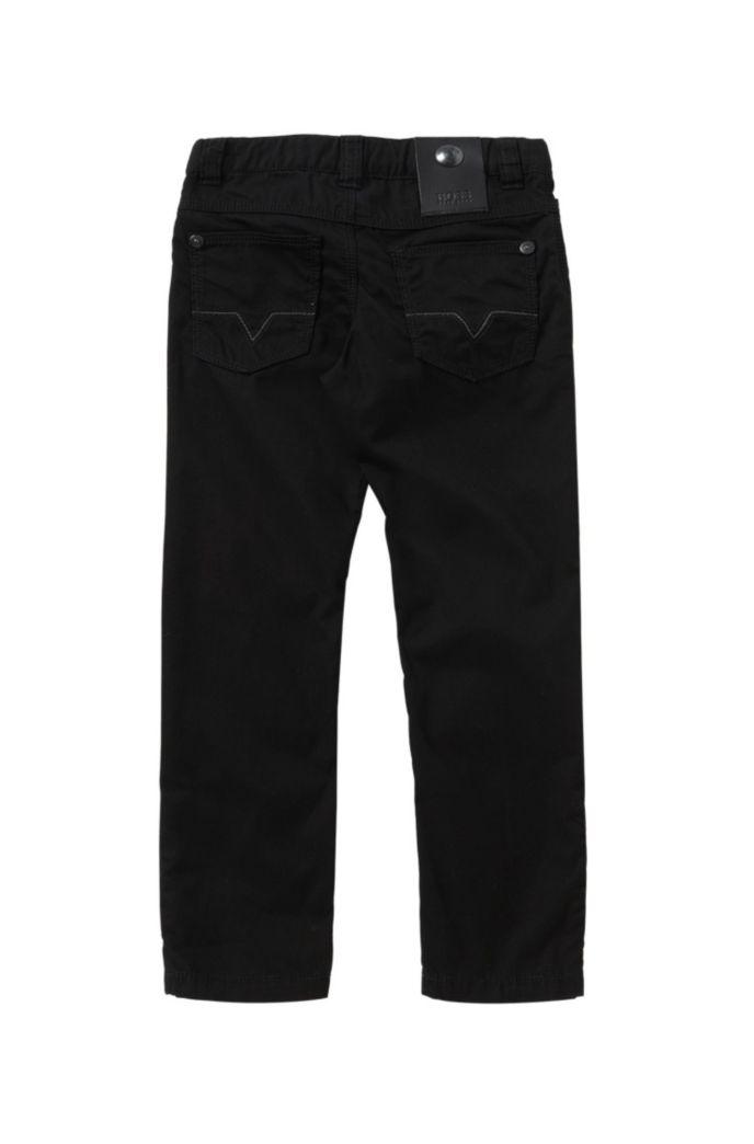 'J24393' | Boys Stretch Cotton Twill Pants