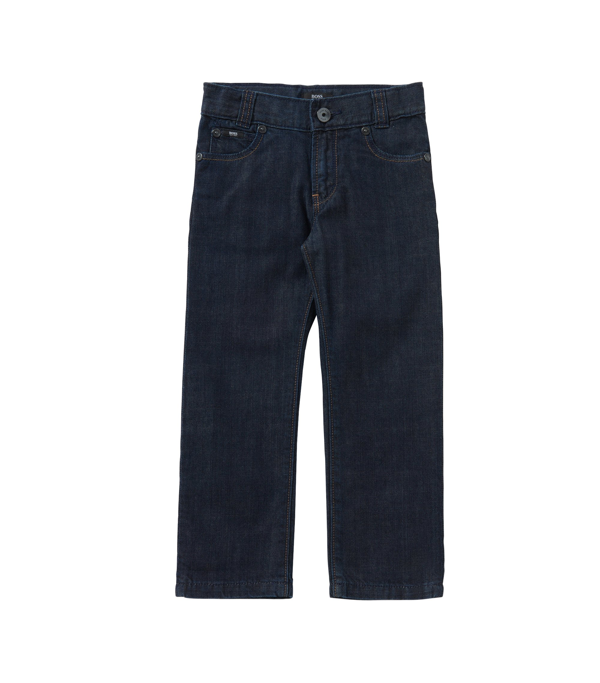 'Alabama' | Boys Cotton Jeans, Patterned