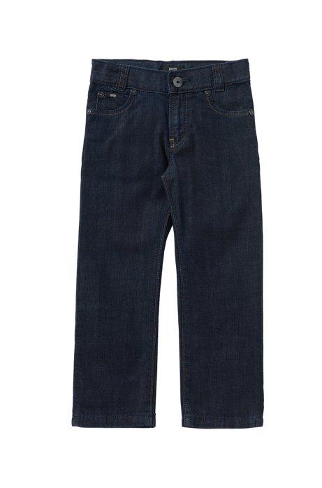 'Alabama' | Boys Cotton Jeans, Patterned