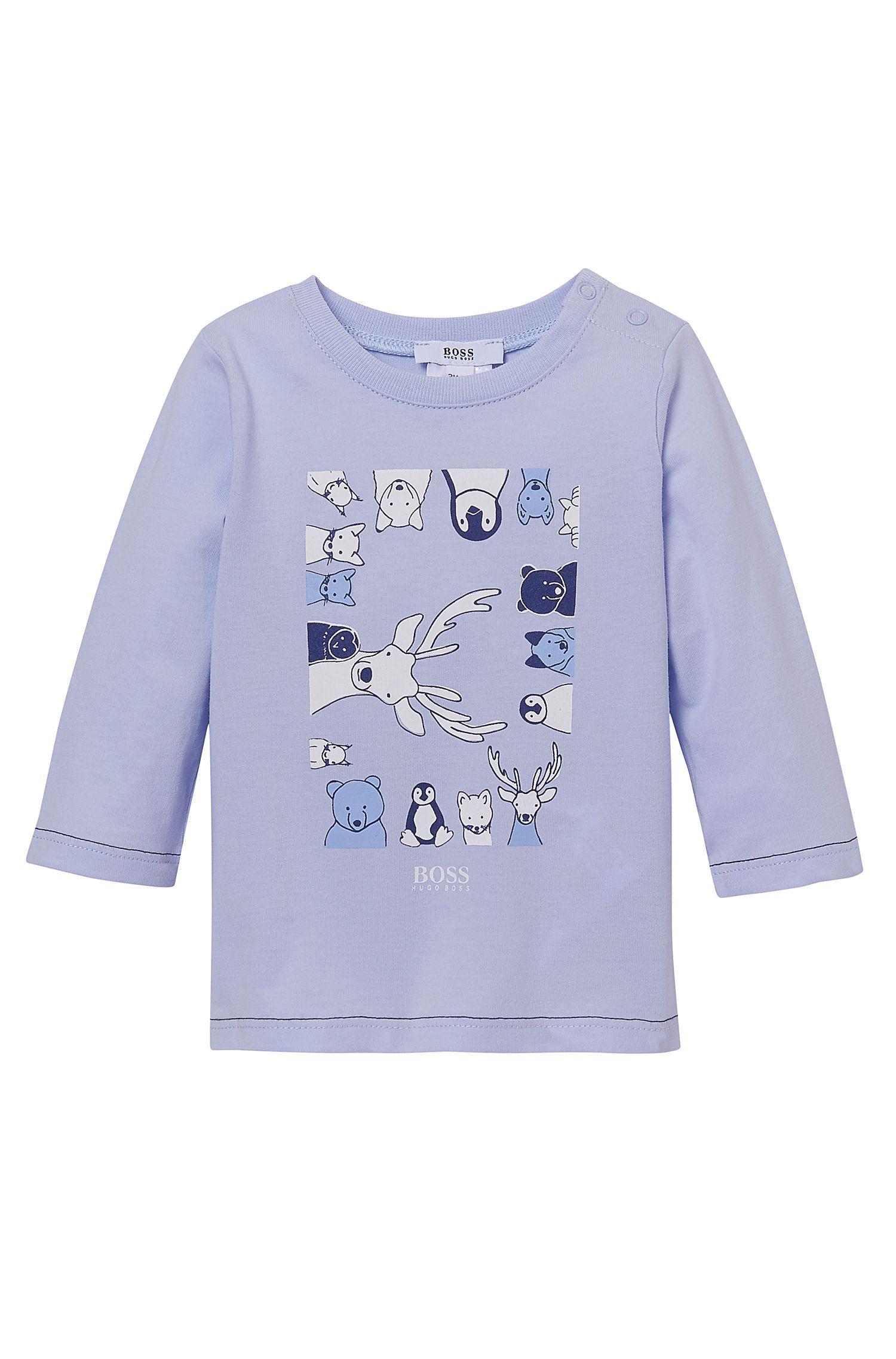 'J95165' | Newborn Animal T-Shirt