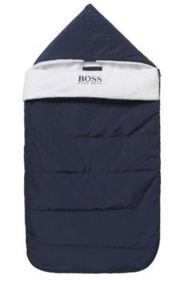 'J96060' | Newborn Sleeping Bag, Dark Blue