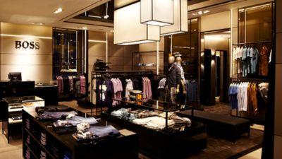 119c35fa BOSS Shop New York, NY - Discover HUGO BOSS