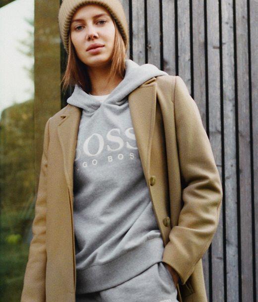 Hugo boss woman одежда кастинг моделей украина