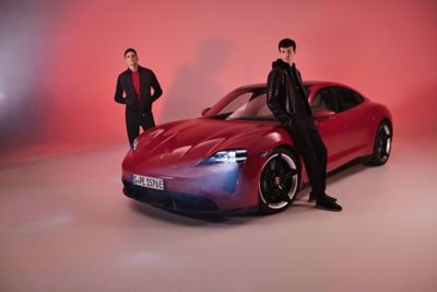 Porsche X Boss Boss Inspiration Hugo Boss